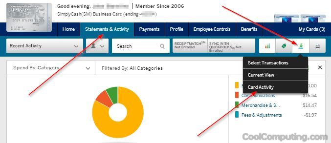 American express bank of america export to ofx for microsoft money i tried some of the csv to ofx converters out there but nothing really worked for me so i went back to americanexpress and played around some more colourmoves